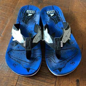Boy's Reef Sandals